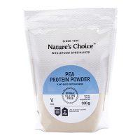 Nature's Choice Pea Protein Powder 300g