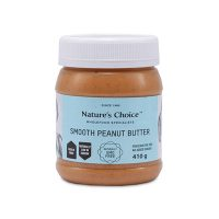 Nature's Choice Peanut Butter – Smooth 410g