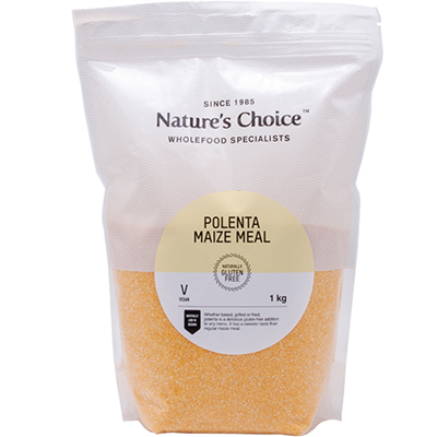 Nature's Choice Polenta Maize Meal 1kg