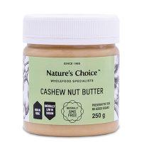 Nature's Choice Cashew Nut Butter 250g