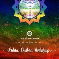 Gift Voucher | Our Heart Centre  Online Chakra Workshop
