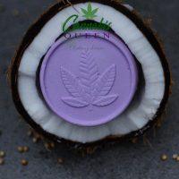 Cannabis Queen   Cannabis & Lavender Soap 130g