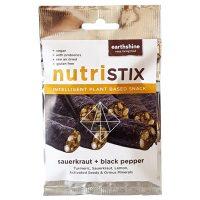 Earthshine | Nutristix Sauerkraut & Black Pepper 30g