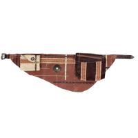Cypher Crafts | Brown Leather Kids Belt Pocket