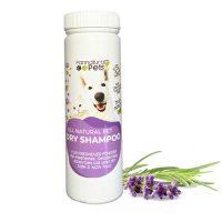Natura Pet – Lavender Dry Shampoo – Fur Freshener Powder 150ml