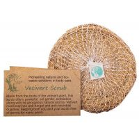 Natural Yogi Vetiver Scrub