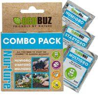 EcoBuz Combo Pack (3 in 1 Starter Pack)