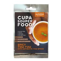 Earthshine | Cupa Souper Food – Spicy Tom Yum, with Authentic Thai Spices