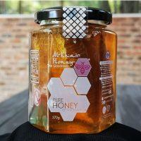 AL KHAIR HONEY® Honeycomb in Glass Jar – Submerged 370g