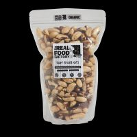 The Real Food Factory | Organic Raw Brazil Nuts 150g / 300g /1kg