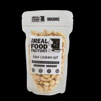 The Real Food Factory | Organic Raw Cashew Nuts 150g / 300g / 1kg