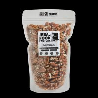The Real Food Factory | Organic Raw Pecans 150g / 300g / 1kg