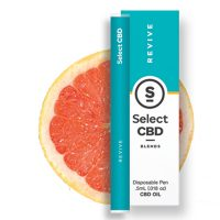 Goodleaf Cura Select | CBD Vape Pen 250mg Grapefruit