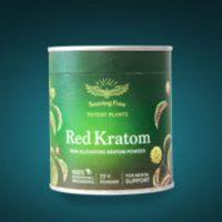 Soaring Free Wildcrafted Red Kratom 77g