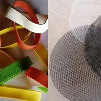 Kitchen Garden | Closure Set – 3 Mesch & 3 Bands (Various colours)