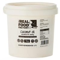 The Real Food Factory | Coconut Oil 1L