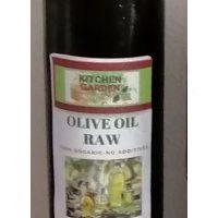 Kitchen Garden | Olive Oil (Raw)