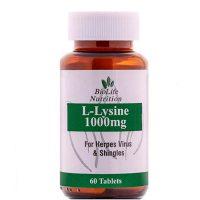 BioLife Nutrition | L – Lysine 1000mg (60 Tablets)