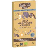 Nature's Choice   Yogi Bar Mylk Hunnycomb Crunch 35g
