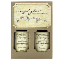 Simply BeeGift pack 1 – Boxed – Packaging was Cellophane (Limited Edition)