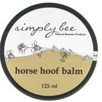 Simply Bee Horse Hoof Balm – 125ml