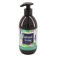 Natural Living | Lavender & Mint Natural Shampoo 300ml