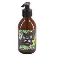 Natural Living | Rose Geranium & Lavender Body Lotion 200ml