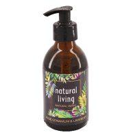 Natural Living | Rose Geranium & Lavender Natural Wash 200ml