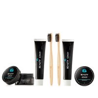 Beauty Coco | 2 x Ultimate Activated Charcoal Teeth Whitening Kit