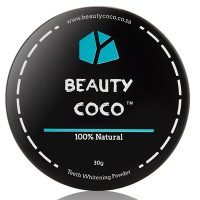 Beauty Coco | Activated Charcoal Powder for Teeth Whitening